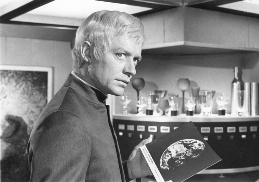Commander Straker, Courtesy the UFO series homepage