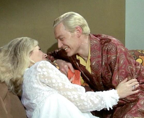 Ed and Mary Honeymooning