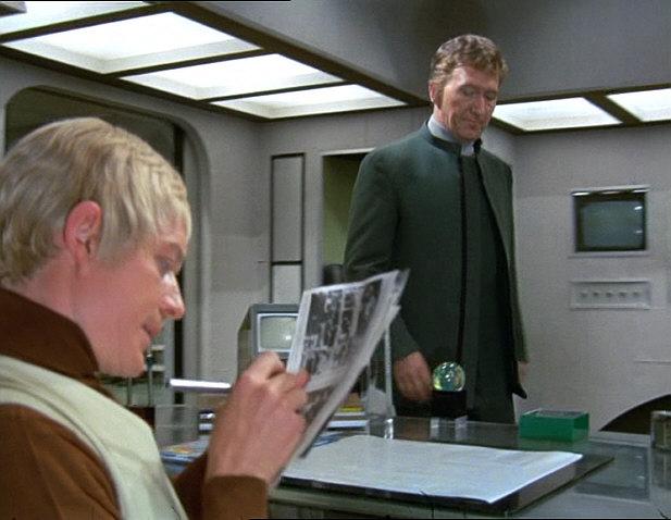 11.48 Freeman enters Strakers office