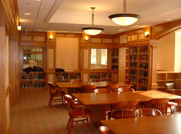 Boston College High School Library