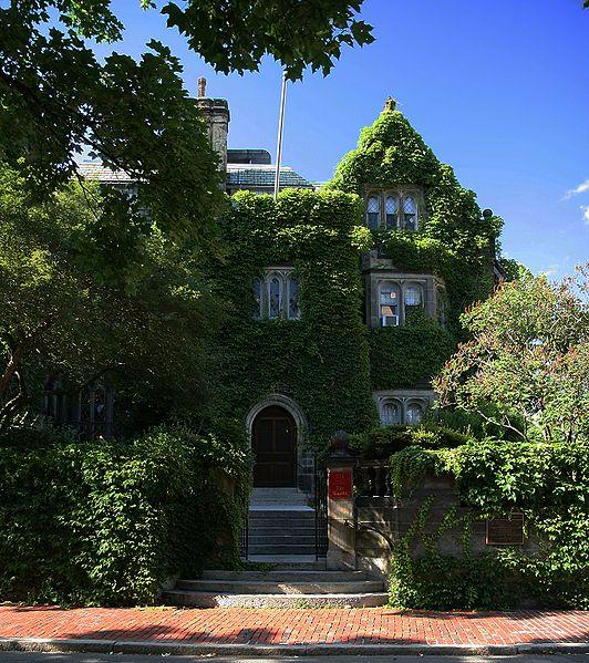 Boston University Castle House