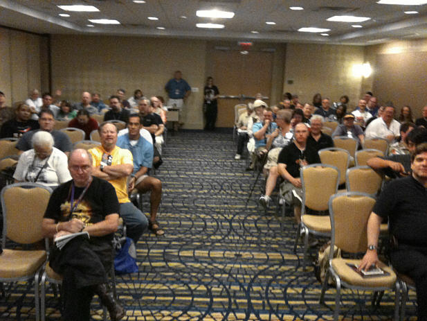 DragonCon UFO Panel AUdience