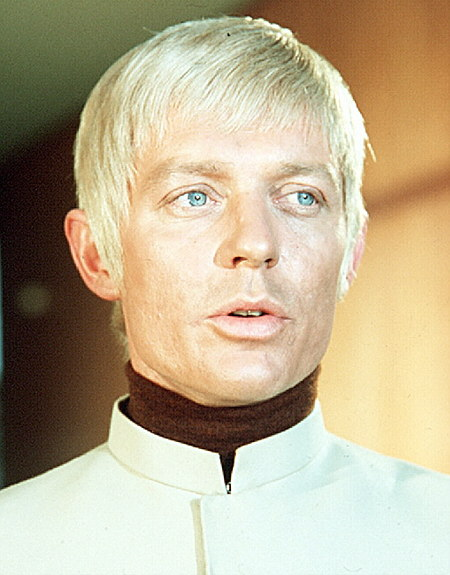 Ed Straker Courtesy of UFO series homepage