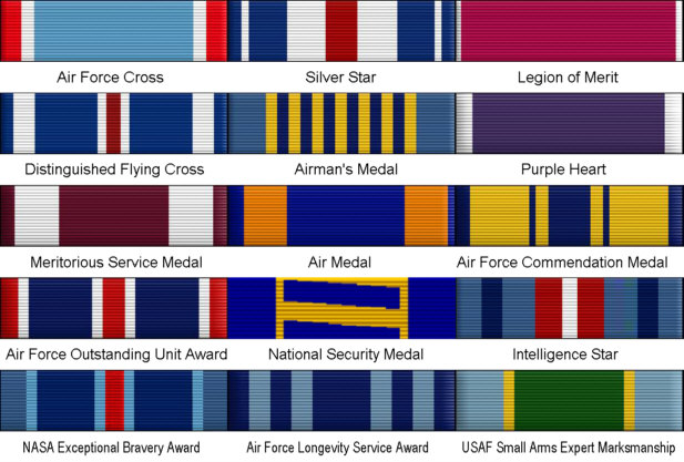 Medal array