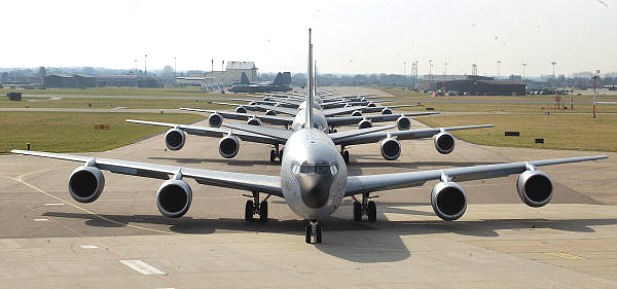 Mildenhall Tankers