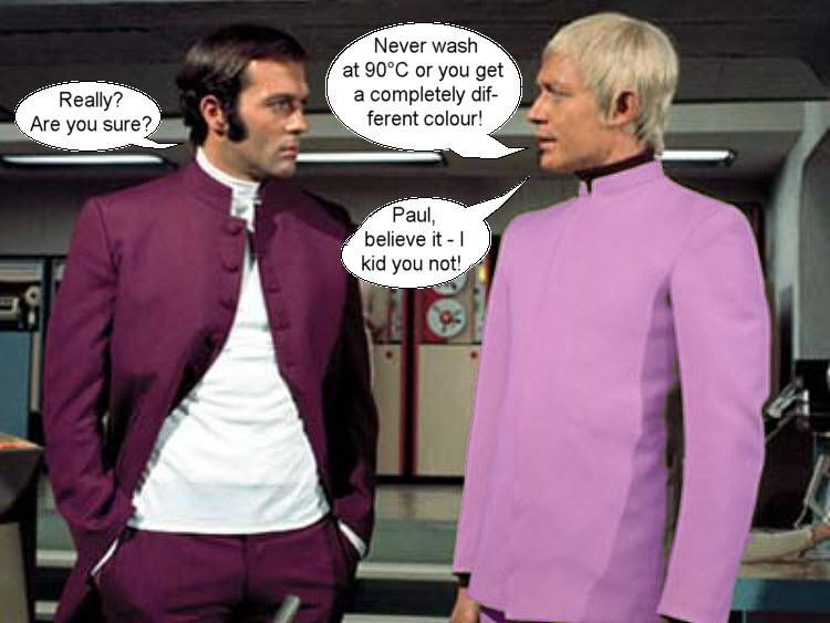 Pink Jumpsuit 8  Ed straker wants to help Paul