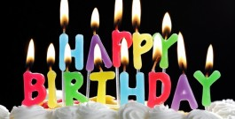 Happy Birthday, An Delen Dir!